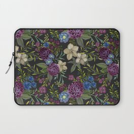 Moody Blooms Laptop Sleeve