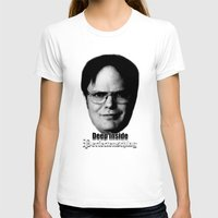 dwight schrute T-shirts featuring Dwight - Perfectenschlag by Thomas Rolfe