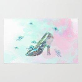 Cinderella's Shoe Rug