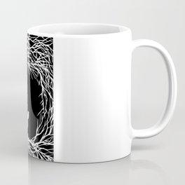 Tree of Life White Coffee Mug
