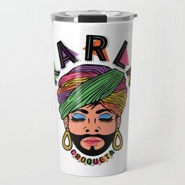 Karla Croqueta Travel Mug
