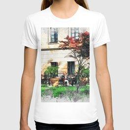 Cracow art 9 Kazimierz #cracow #krakow #city T-shirt
