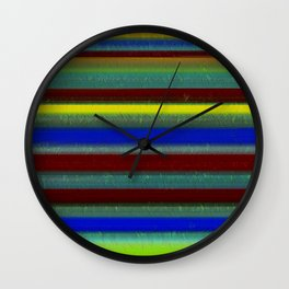 Mixes Wall Clock