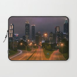 Atlanta, Early Morning Laptop Sleeve