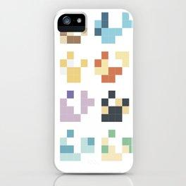 The Elementals iPhone Case