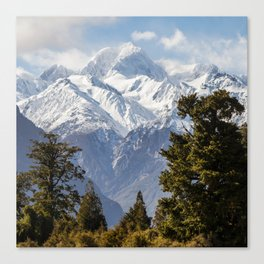Mount Tasman Canvas Print