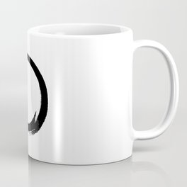 Enso circle Coffee Mug