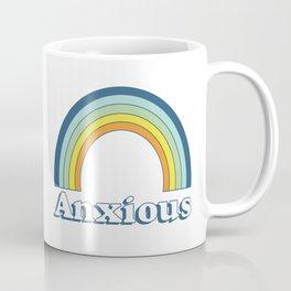 Anxiety Rainbow Coffee Mug