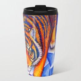 Chinese Zodiac Year of the Tiger Travel Mug