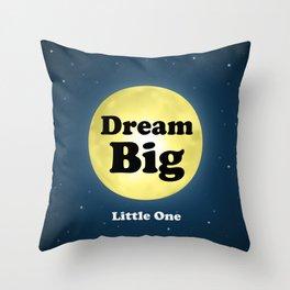 Dream Bog Little One Throw Pillow