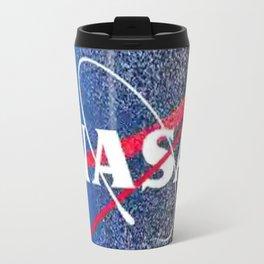 Nasa Logo Travel Mug