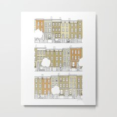 Brooklyn (color) Metal Print
