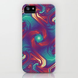 Abstract Hammers iPhone Case