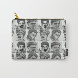 Blackadder collage Carry-All Pouch