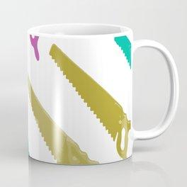 saw Coffee Mug