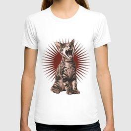 Adrenaline Cat T-shirt