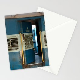 India railway print Stationery Cards