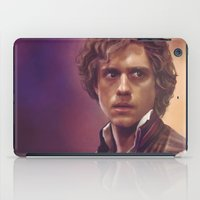 enjolras iPad Cases featuring Enjolras by Julia Bland