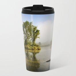 Island Trees Travel Mug