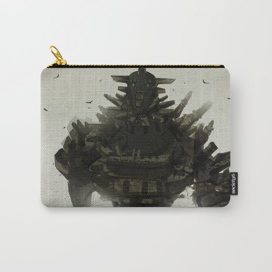 Looming Carry-All Pouch