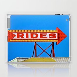Let's Ride Laptop & iPad Skin