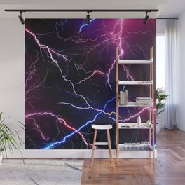 Electric Wall Mural