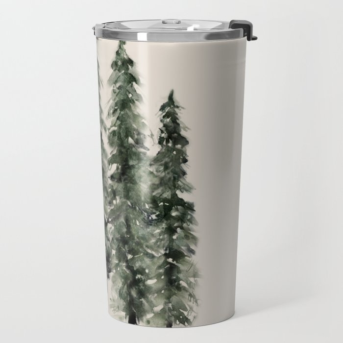Full Moon Rising Travel Mug