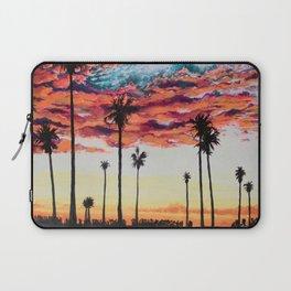 Tropical Sunset Laptop Sleeve