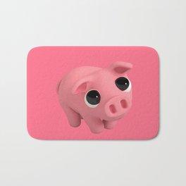 Rosa the Pig is Shy Bath Mat