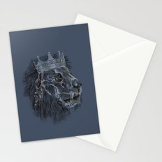 king forever Stationery Cards