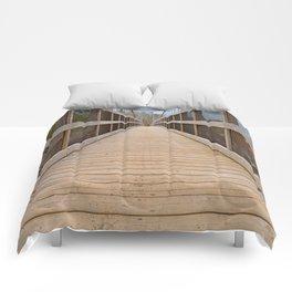 Ritchie Suspension Bridge Comforters