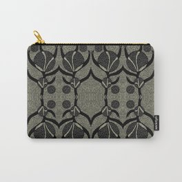 Graphic Pattern. 02 - Bubble Plants 2 Carry-All Pouch