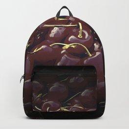 cherries pattern reaclifn Backpack