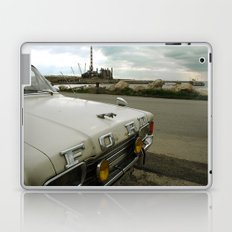 Travel Away on a Rainy Day Laptop & iPad Skin