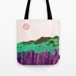 Lost track Tote Bag