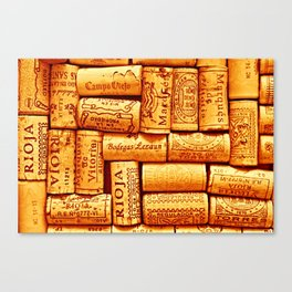 Every Which Way Rioja Canvas Print