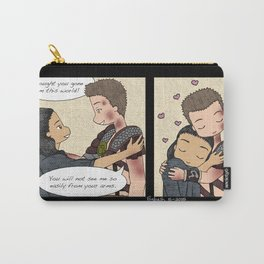 """Nagron """"Men of Honor"""" (Spartacus) Carry-All Pouch"""