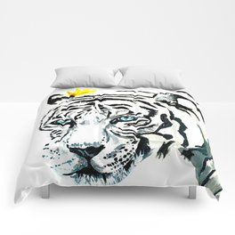 Eye of the Tiger Comforters