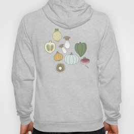 Vegetables (color) Hoody