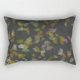 gingko leaves1 Rectangular Pillow