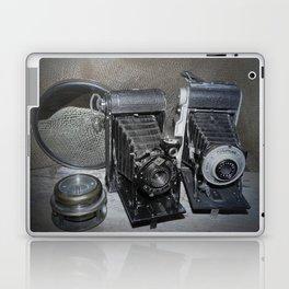Vintage Lenses. Laptop & iPad Skin