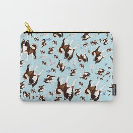 American Akita Carry-All Pouch
