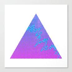 tri-x Canvas Print
