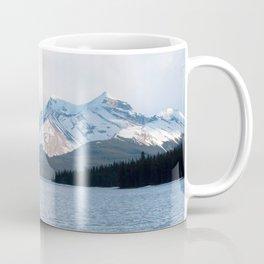 Snow Covered Mountain Photography Print Coffee Mug