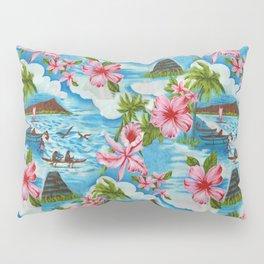 Hawaiian Scenes Pillow Sham