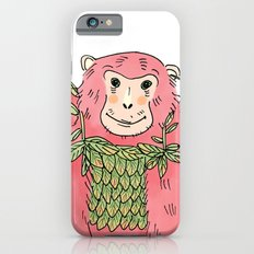 Peachtree The Chimp in Red Slim Case iPhone 6s