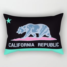 California Remix pt2 Rectangular Pillow