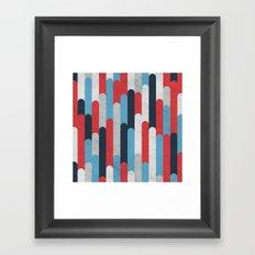 Icelandic Geology Framed Art Print
