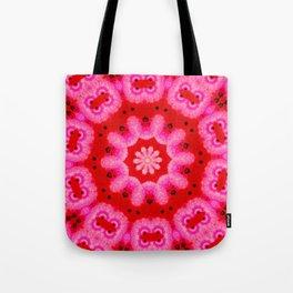 The Pink Swirl  Tote Bag