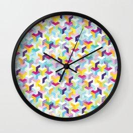 Shanti Sparrow: Cubrickian Wall Clock